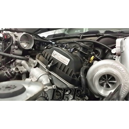 2011-2014 Mustang v6 3 7 Turbo Kit