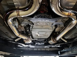 2015-2019 S550 5 0 Twin Turbo Kit