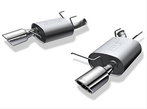 Borla Stainless Steel Rear Section Exhaust Systems