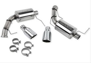 Roush Mustang Axle Back 11-14 Exhaust Systems
