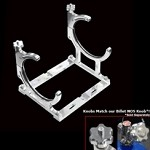 Billet Single Nitrous Bottle Bracket